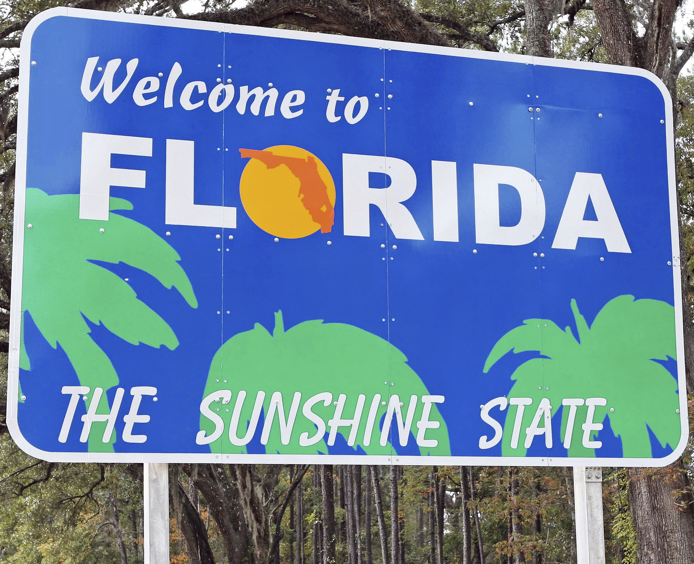 Welcome to Florida Sign